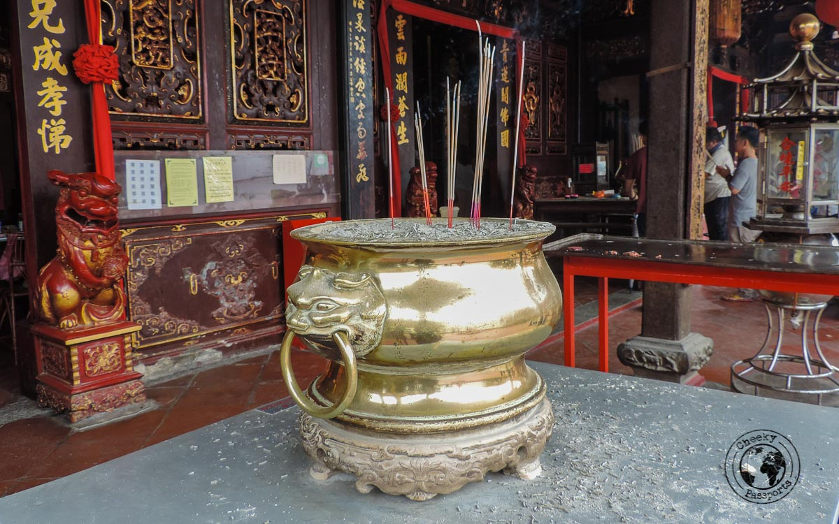 Cheng Hoon Teng Temple - Things to do in Melaka