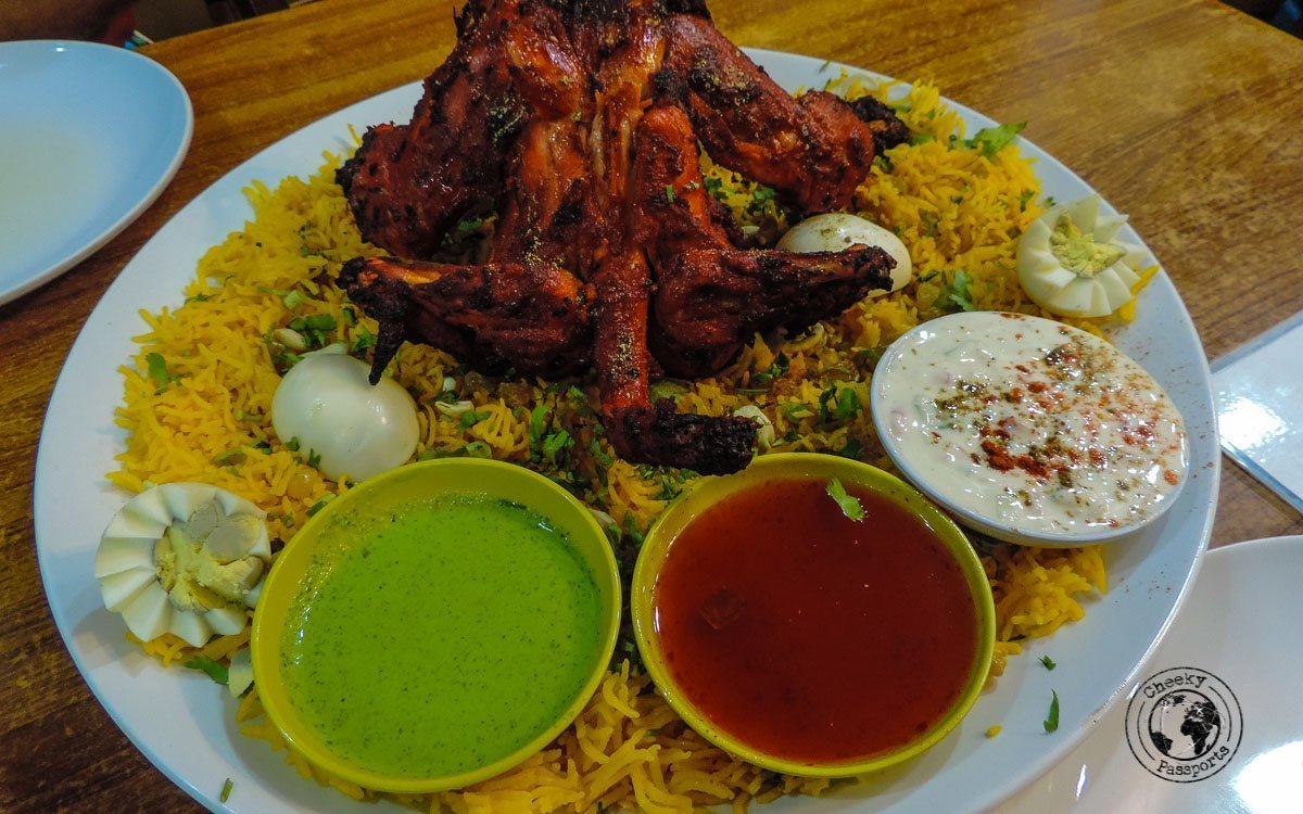 Chicken Dish - things to do in penang