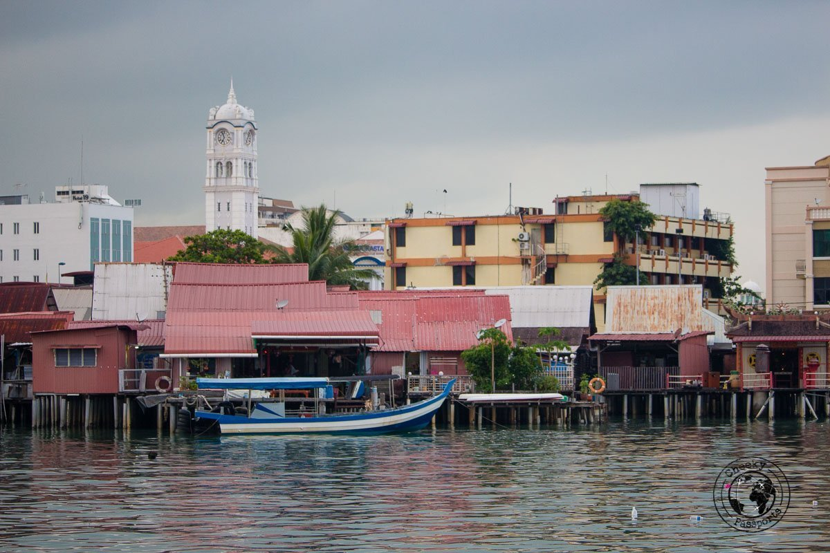 Clan Jetties - things to do in Penang