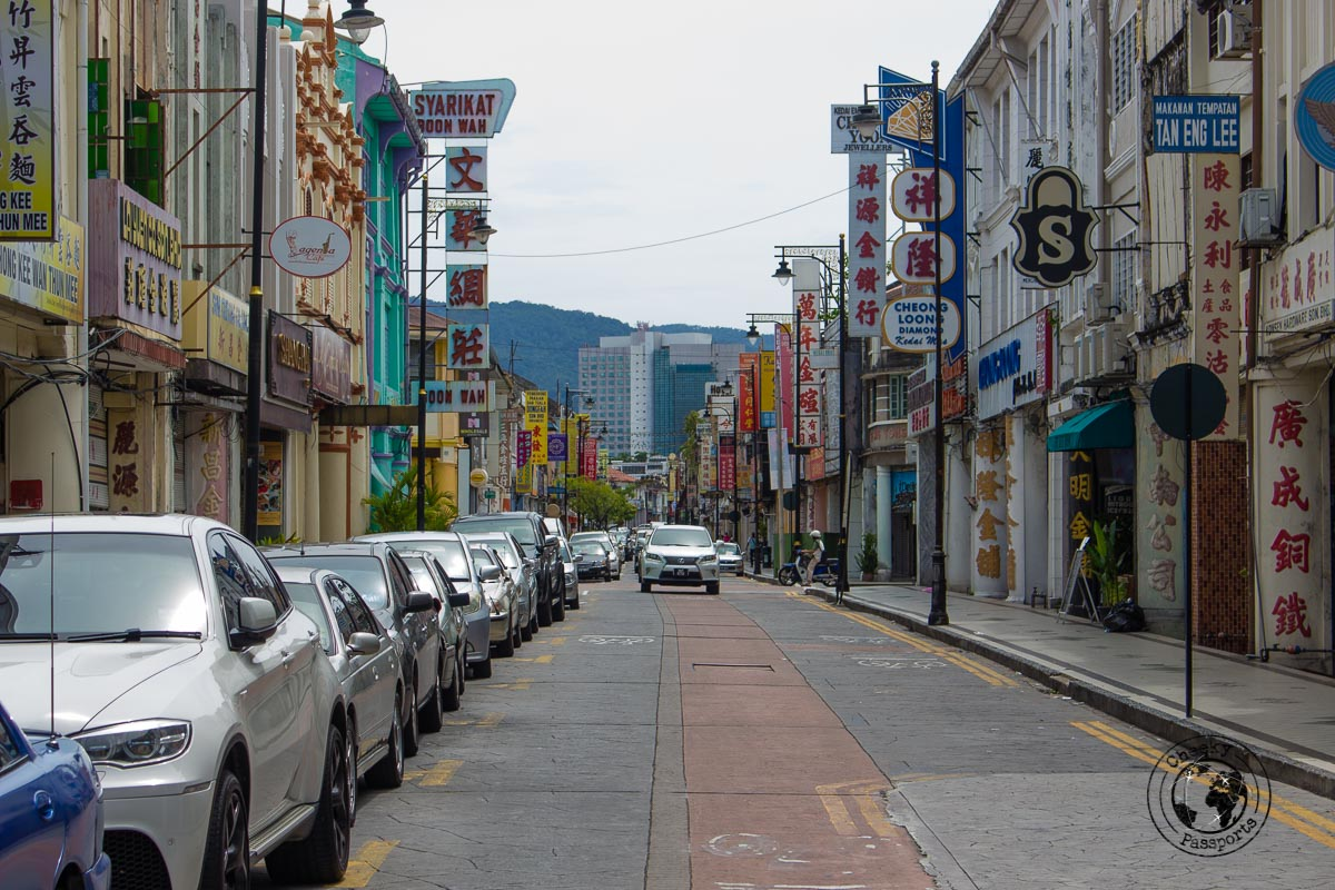 Discover the Streets of Georgetown - things to do in Penang