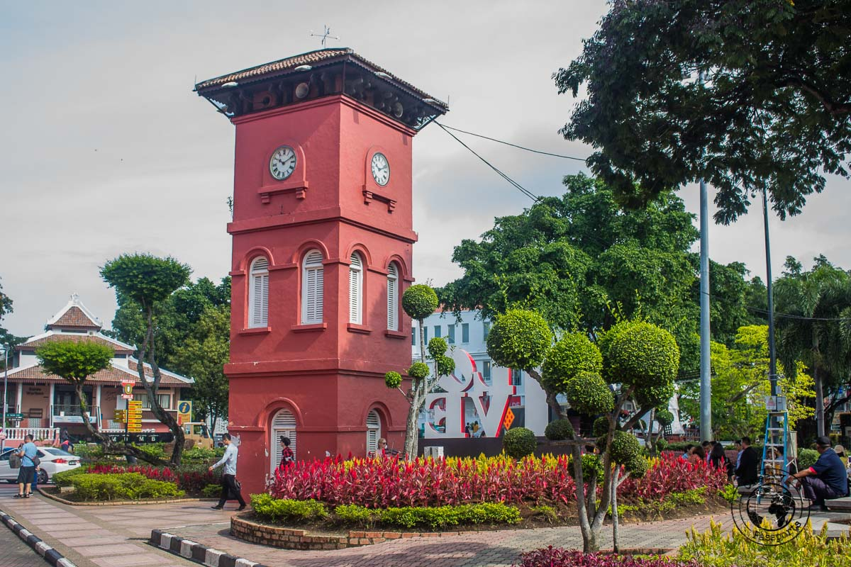 Dutch Square - Things to do in Melaka