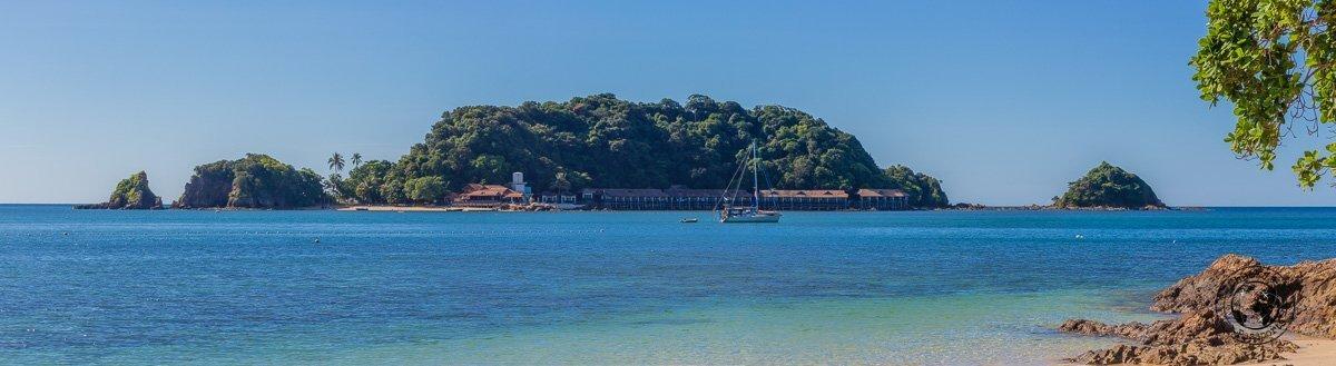 Gem island - Kapas island, Pulau Kapas