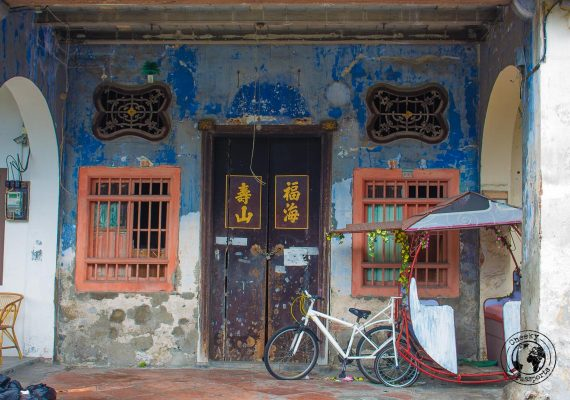 Houses of Georgetown - things to do in Penang