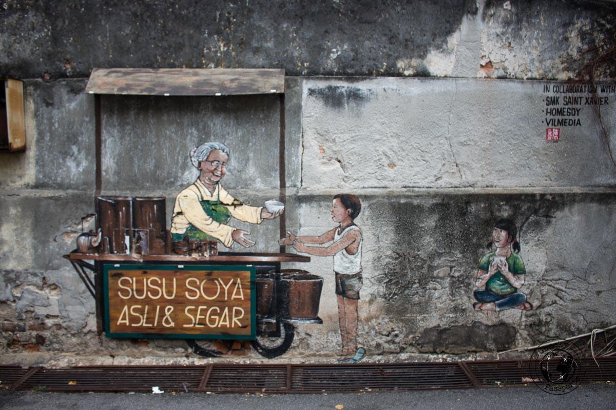 Susu Stall