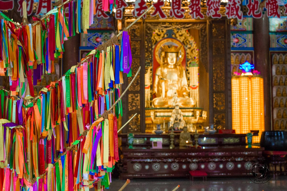 Kek Lok Si Temple - things to do in Penang