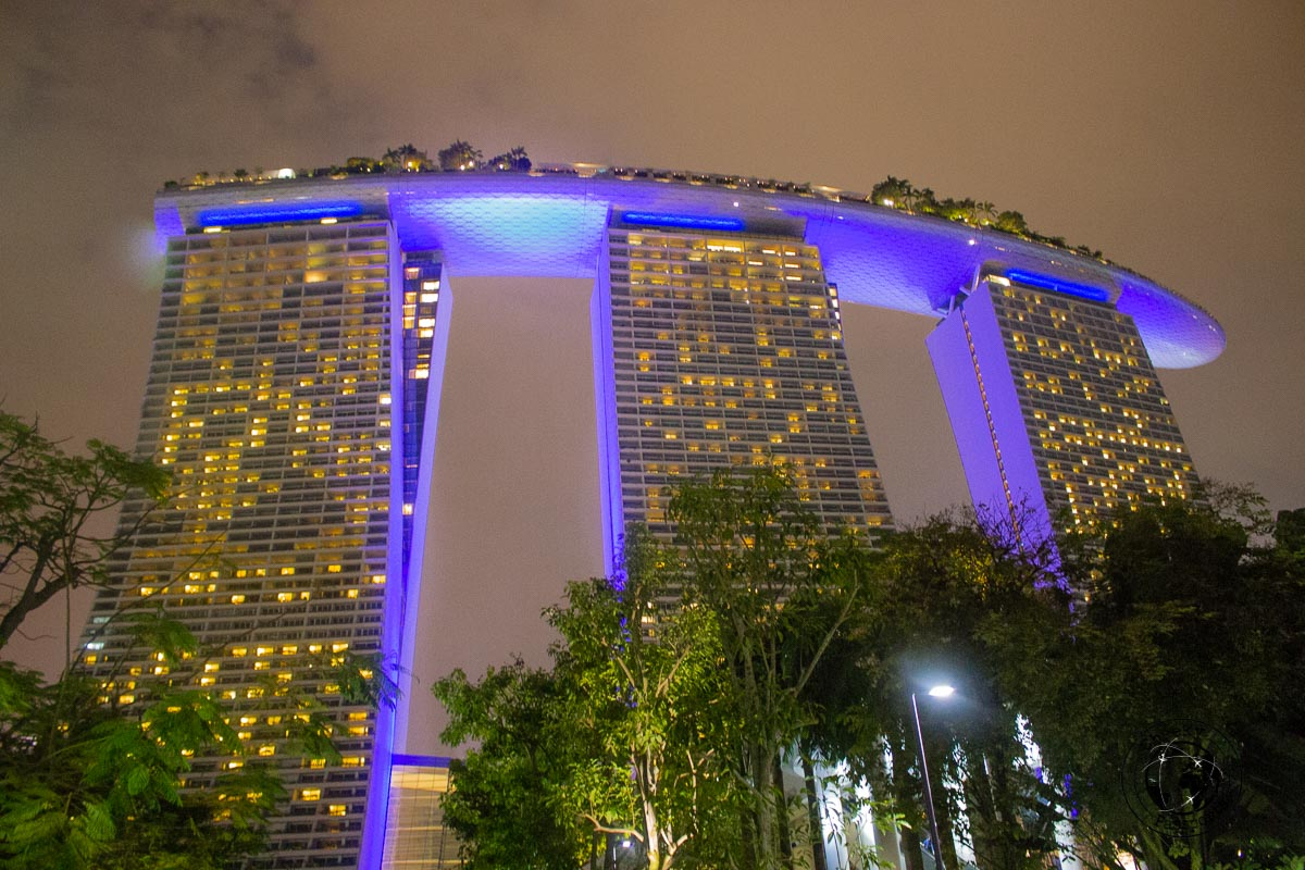 Marina Bay Sands - - attractions around marina bay