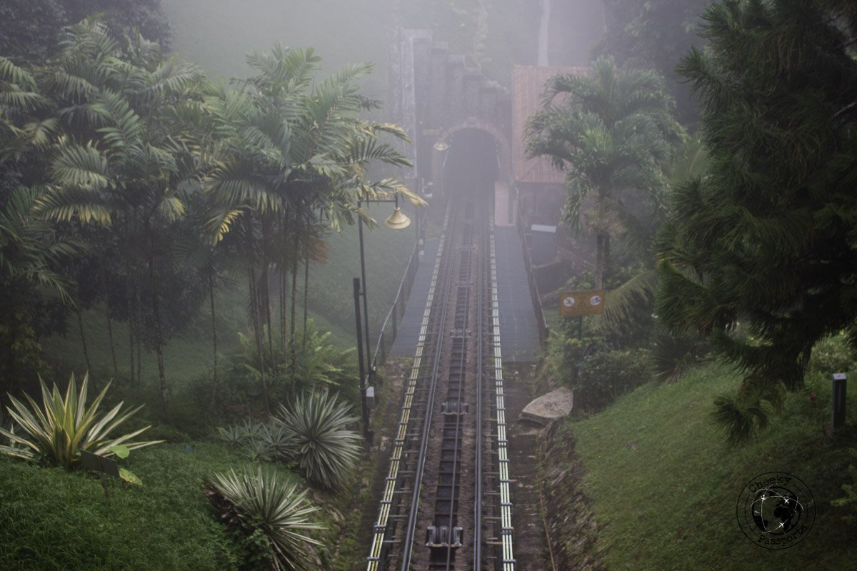 Misty Penang Hill - things to do in Penang