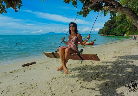 Monkey beach michelle - things to do in penang