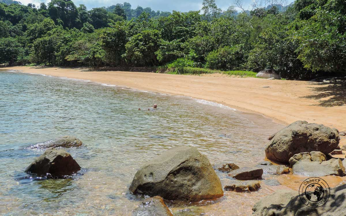 Monkey Beach - Beaches, Monkeys and Jungle treks on Tioman Island - Pulau Tioman