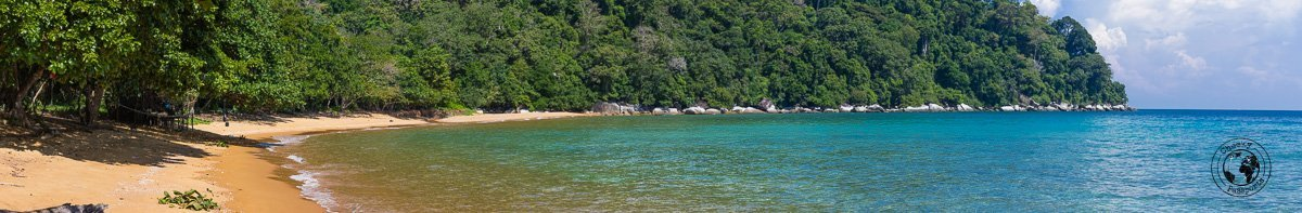 Monkey beach - Beaches, Monkeys and Jungle treks on Tioman Island - Pulau Tioman