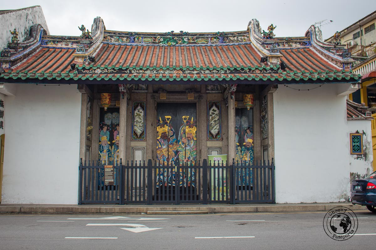 More temples in Penang - things to do in Penang