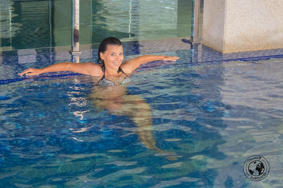 Moty Hotel Pool - Things to do in Melaka
