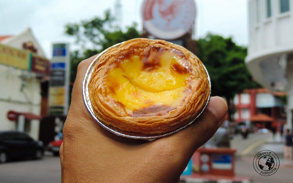 Pastel de Nata - Things to do in Melaka