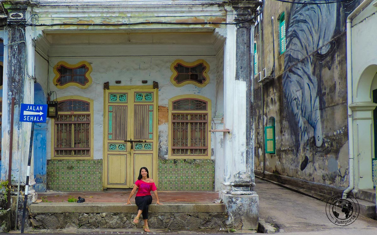 Penang Building - Where to stay in Malaysia - things to do in Penang