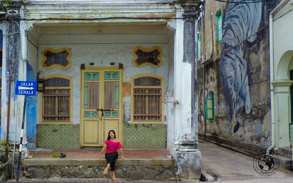 Penang Building - things to do in Penang