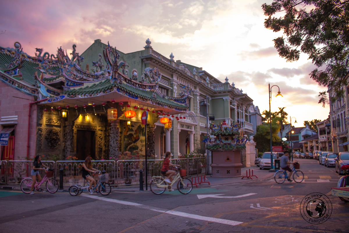 Streets of Georgetown - things to do in Penang (2)