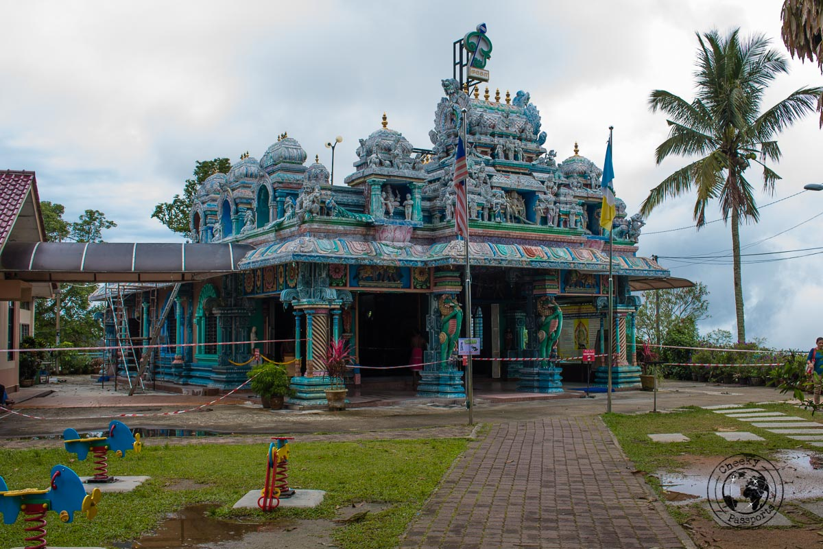 Temple on top of Penang Hill - things to do in Penang