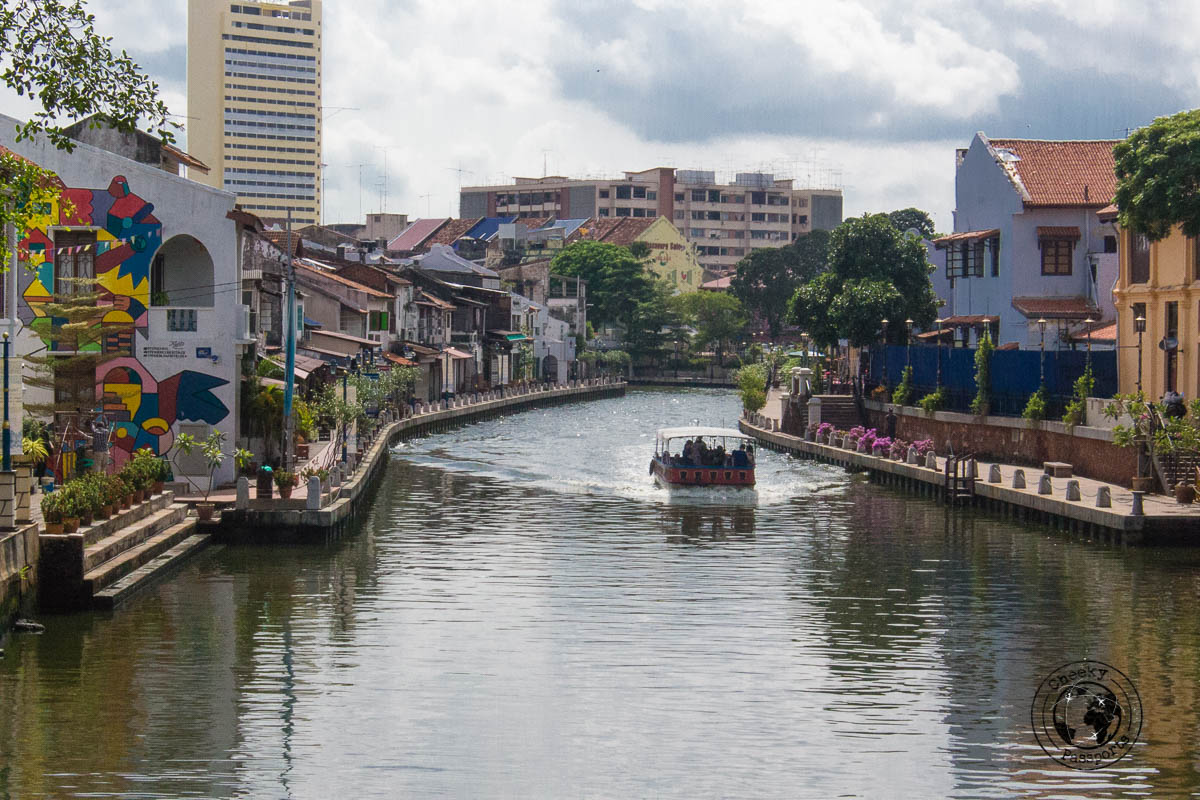 The Canal - Things to do in Melaka