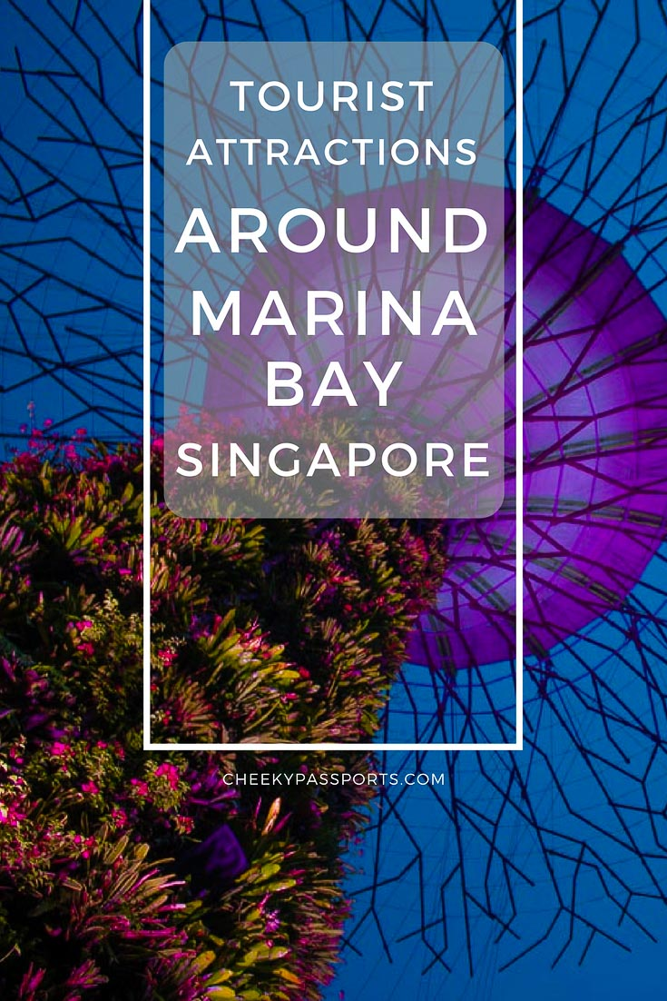Tourist Attractions around Marina Bay Singapore - a Cheeky Passports Special (2)-4
