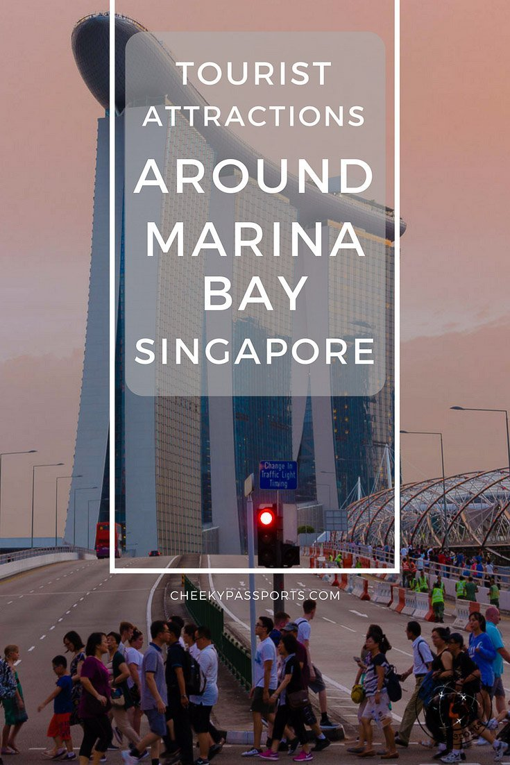 Tourist Attractions around Marina Bay Singapore - a Cheeky Passports Special-3