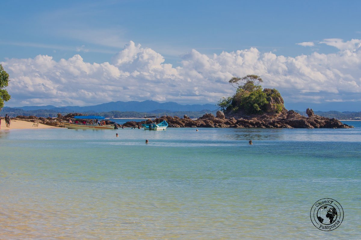 a good place for snorkeling in - Kapas island, Pulau Kapas