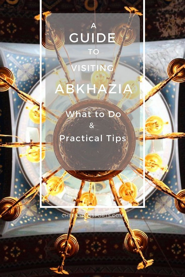 A Guide to visiting Abkhazia