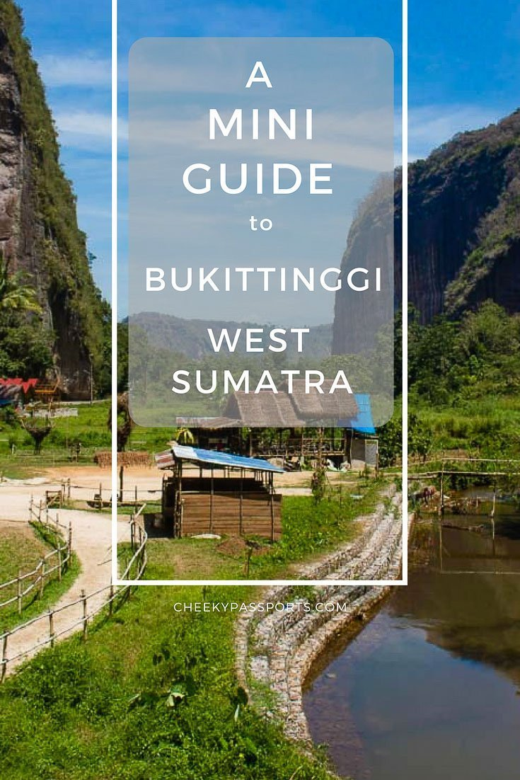 Bukittinggi is a little Sumatran hill town with a mild cool climate. The town is a perfect base for exploring the lush, fertile surroundings and landscape of West Sumatra, an area full of dramatic valleys, canyons and lakes renowned for its natural beauty.