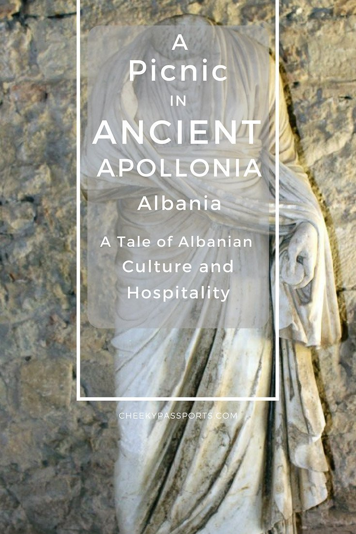 A Picnic in Ancient Apollonia - A tale of Albanian Culture and Hospitality