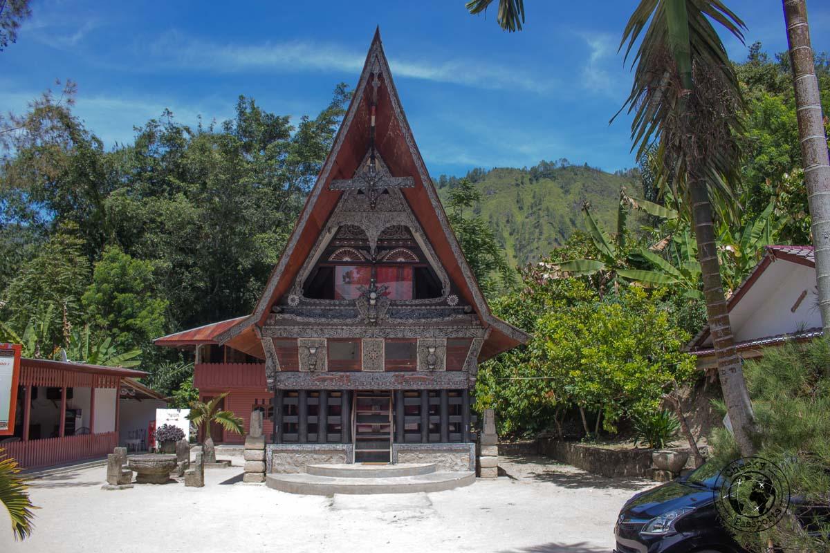 Batak Museum - things to do in Lake Toba