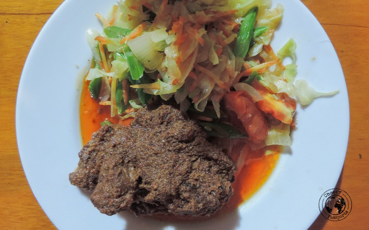Beef Rendang - A Mini Guide to Bukittinggi West Sumatra
