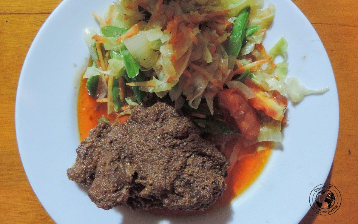 Beef Rendang - things to do in Bukittinggi West Sumatra