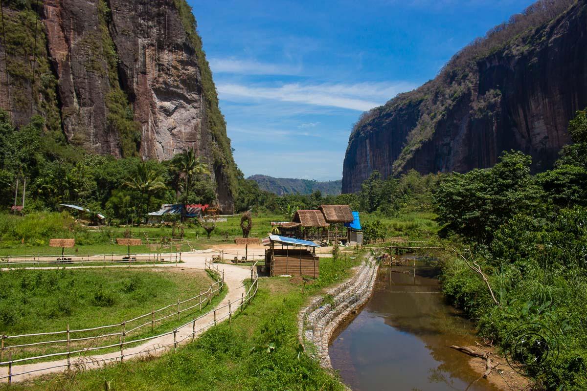 the dramatic Harau valley - things to do in Bukittinggi West Sumatra
