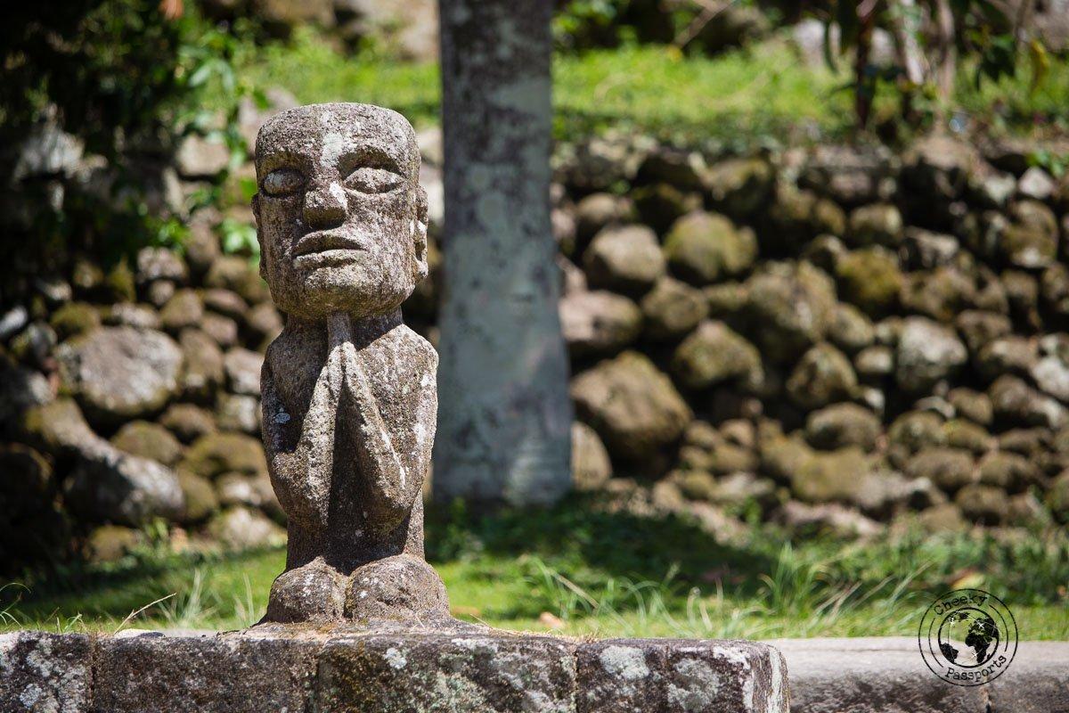 Huta Siallagan - things to do in Lake Toba
