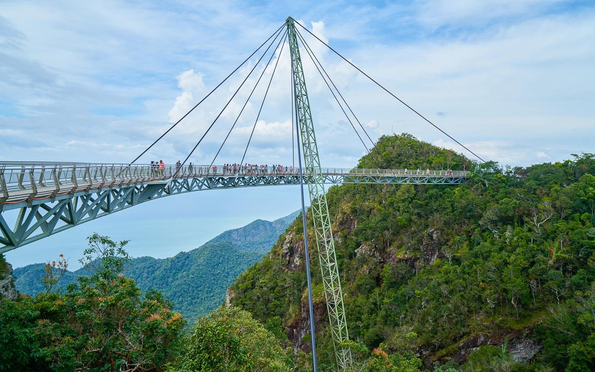 Langkawi bridge - Where to stay in Malaysia