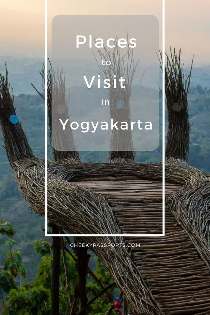 Places to visit and what to do in Yogyakarta