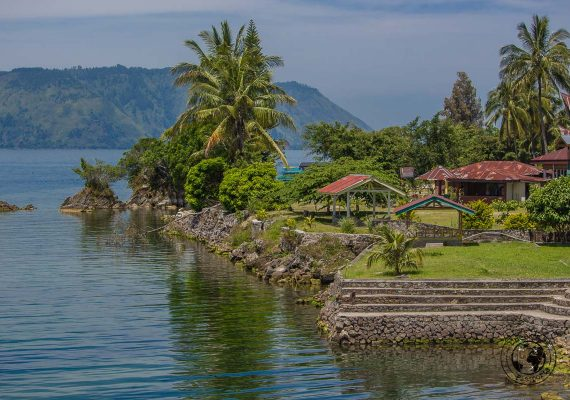Resorts around the lake - A guide to Lake Toba