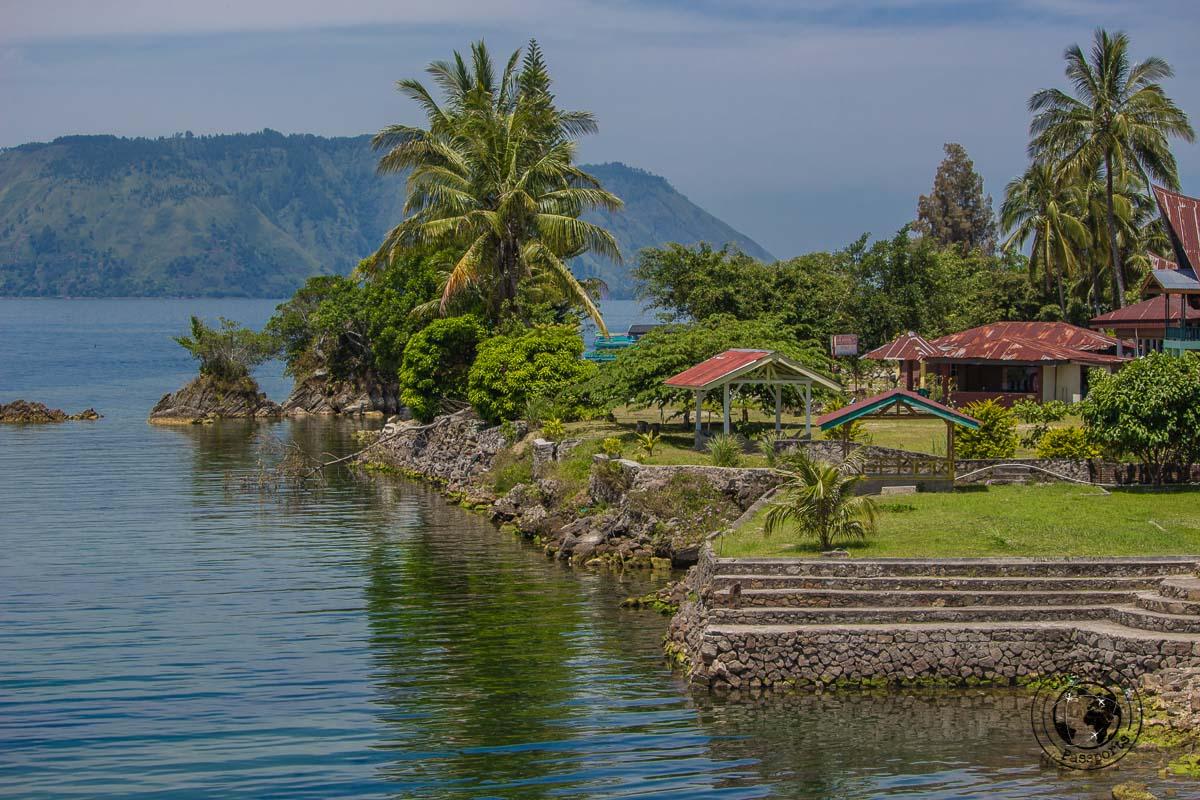 Resorts around the lake - things to do in Lake Toba