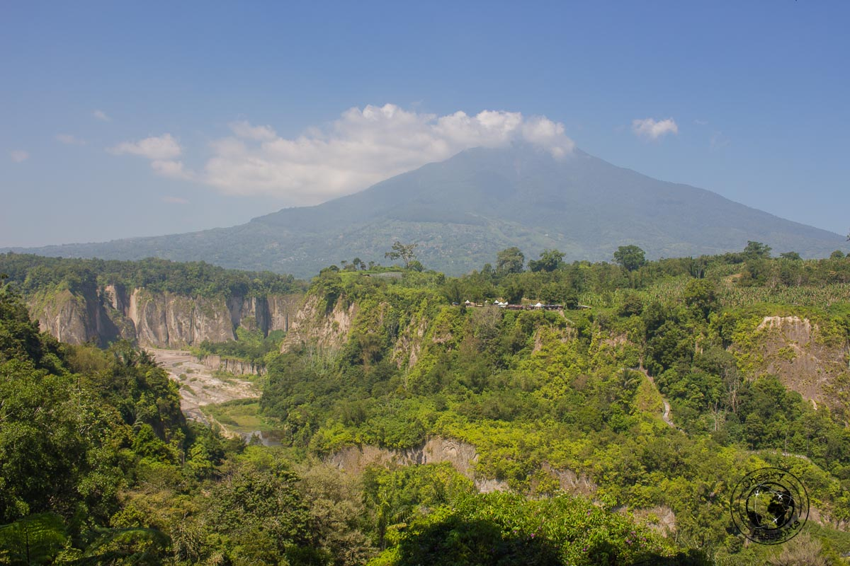 Sianok Canyon - things to do in Bukittinggi West Sumatra