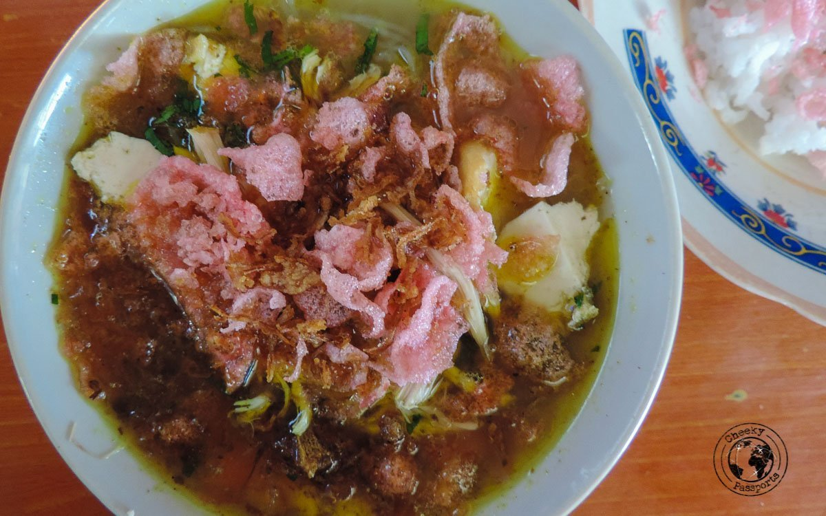 Soto Ayam - A Mini Guide to Bukittinggi West Sumatra