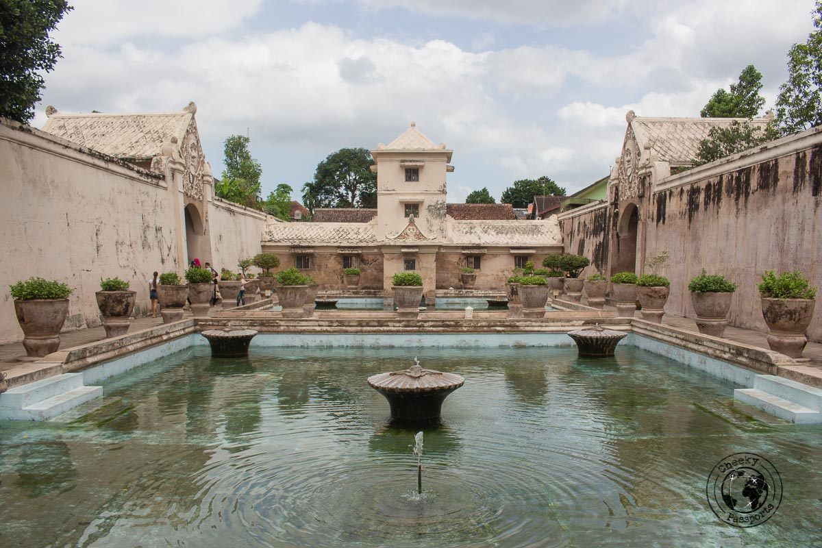 Taman Sari Water Palace - Places to visit and what to do in Yogyakarta