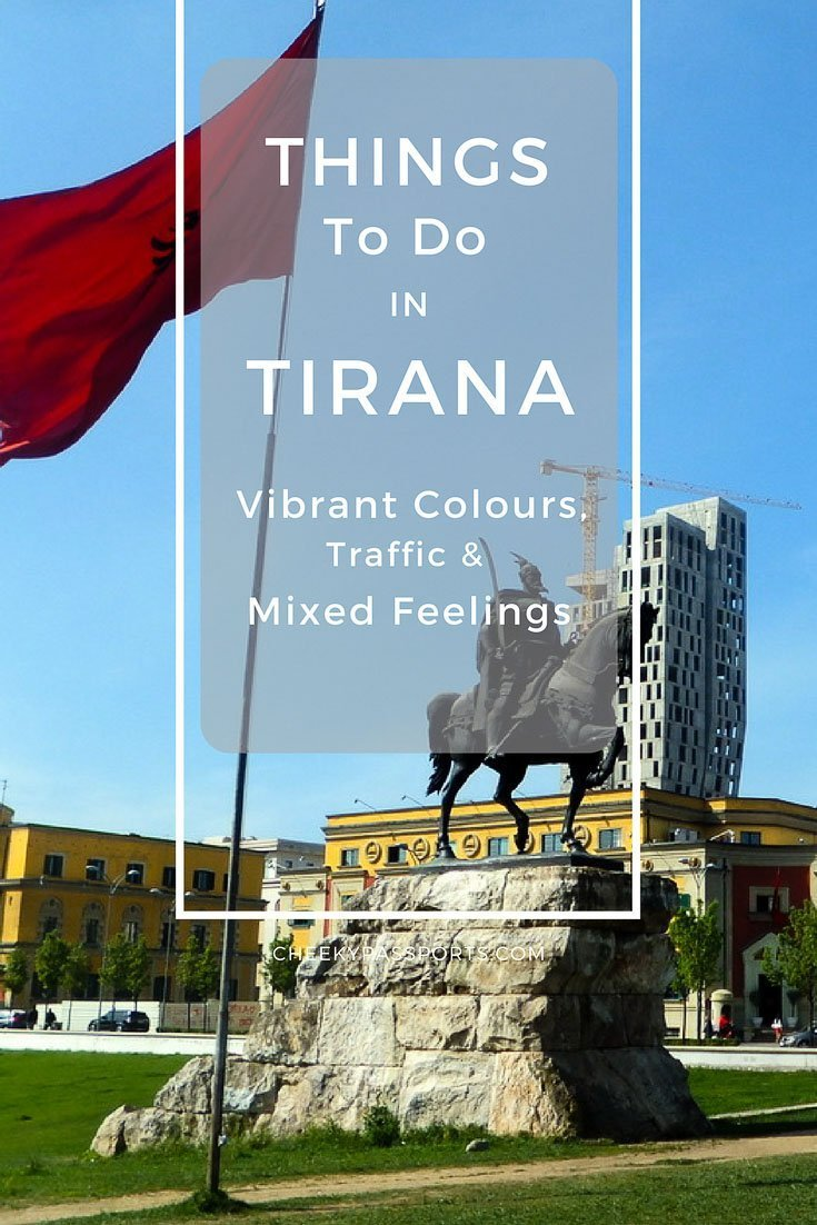Things to do in Tirana