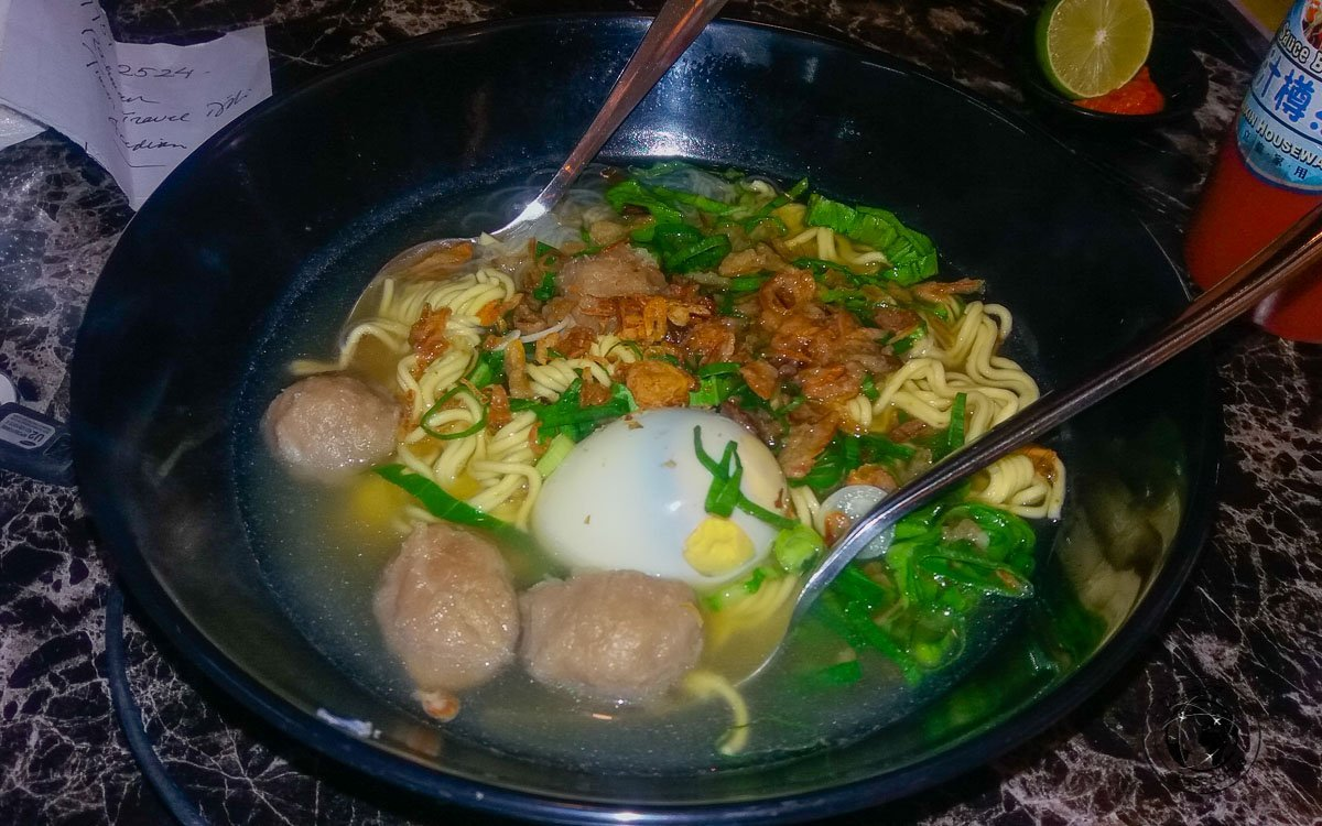 Bakso Soup in Dili - Things to do in Dili, Timor Leste