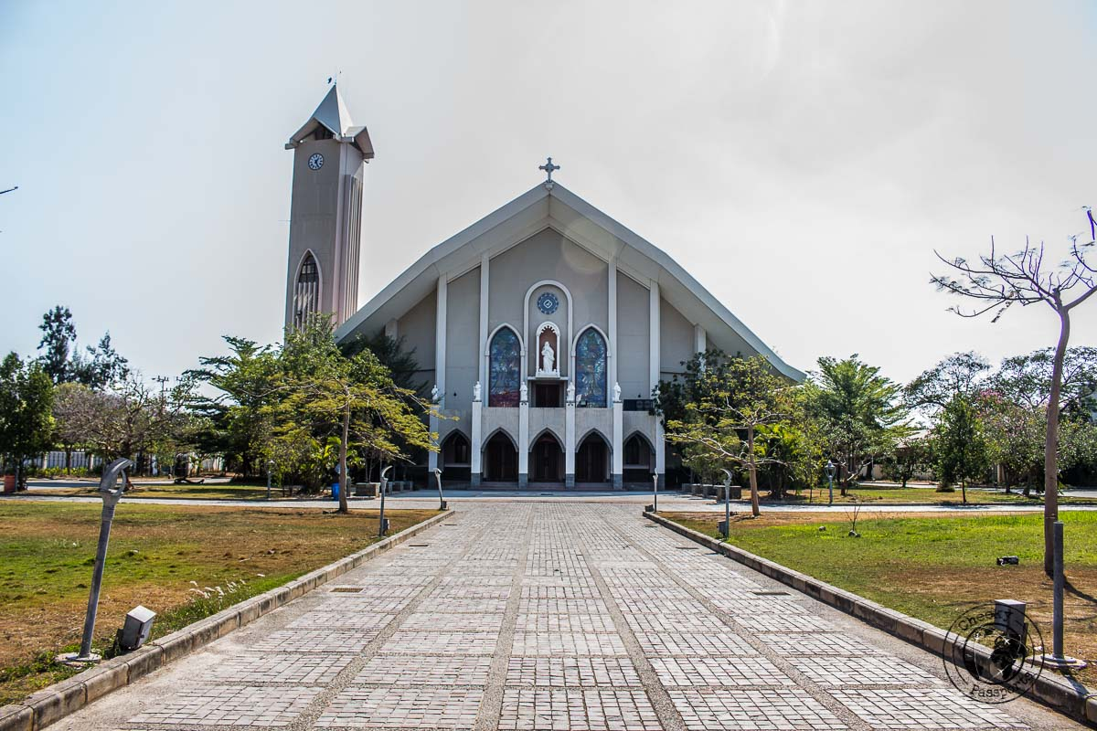 Dili cathedral - What to do in Dili, Timor Leste