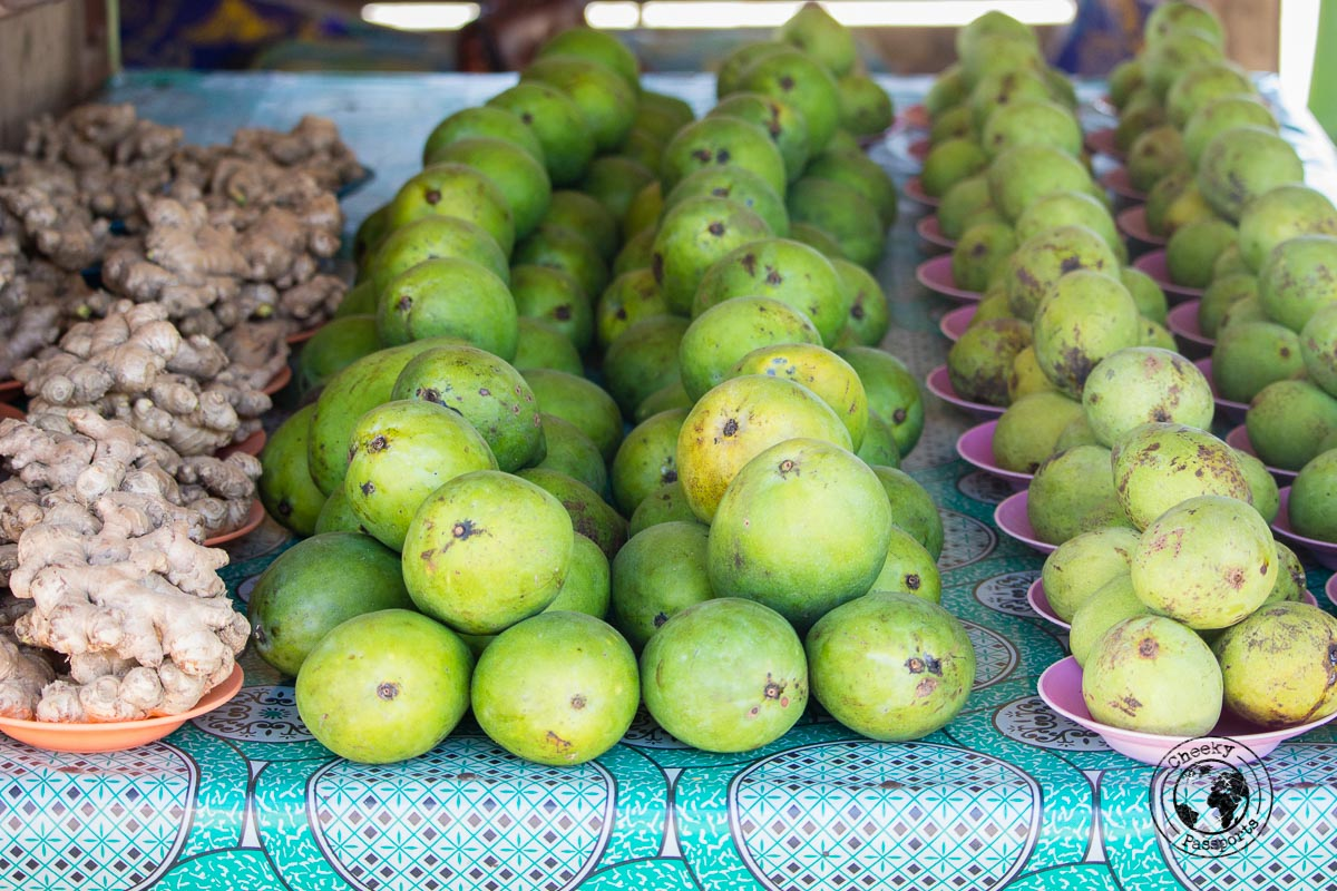 Mango display at the promenade - Things to do in Dili, Timor Leste