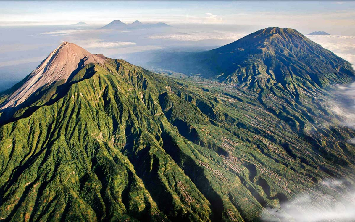 Mount Merapi - Things to do in Yogyakarta