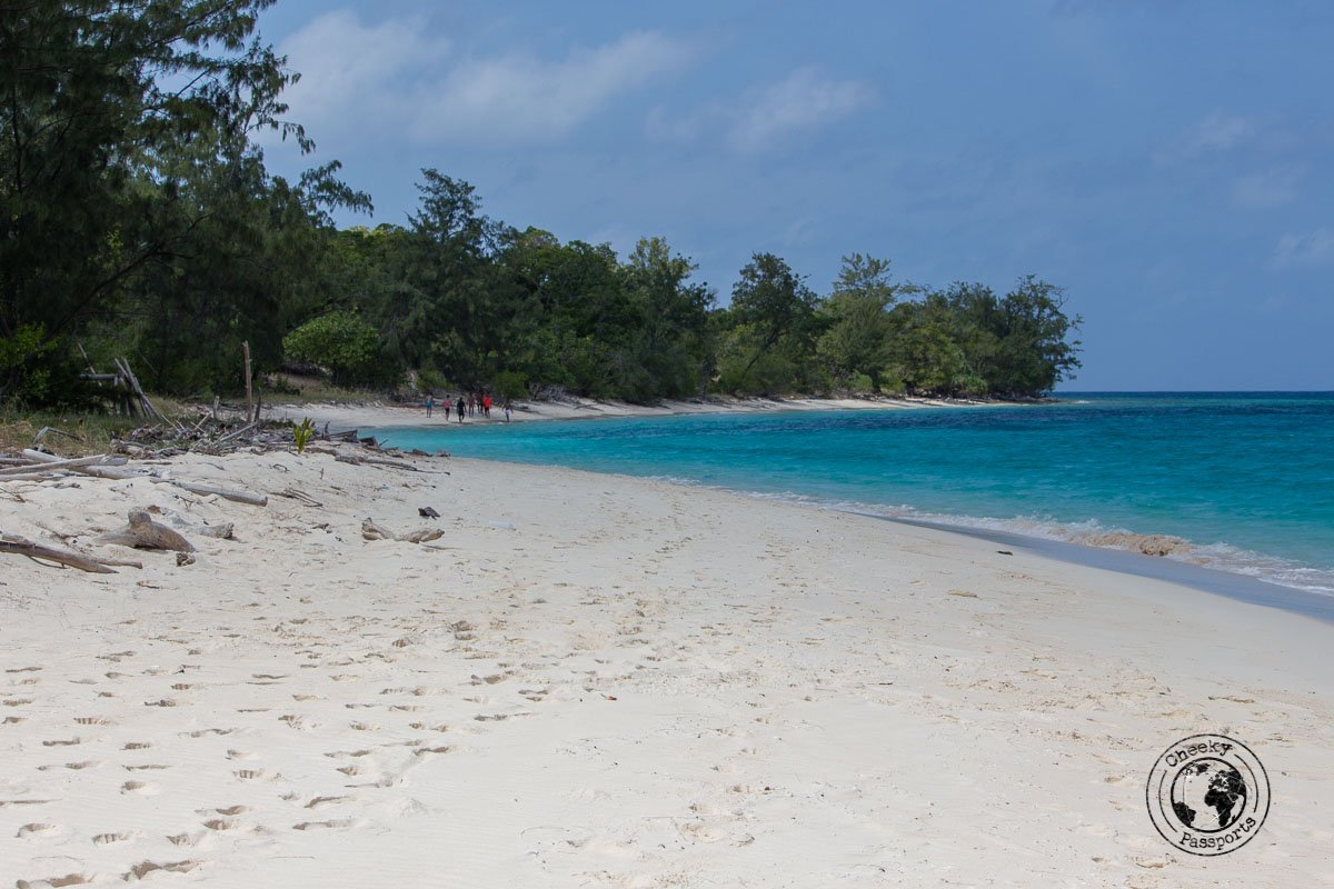 White sand at Jaco Island- How to get to Jaco Island in Timor-Leste – a guide