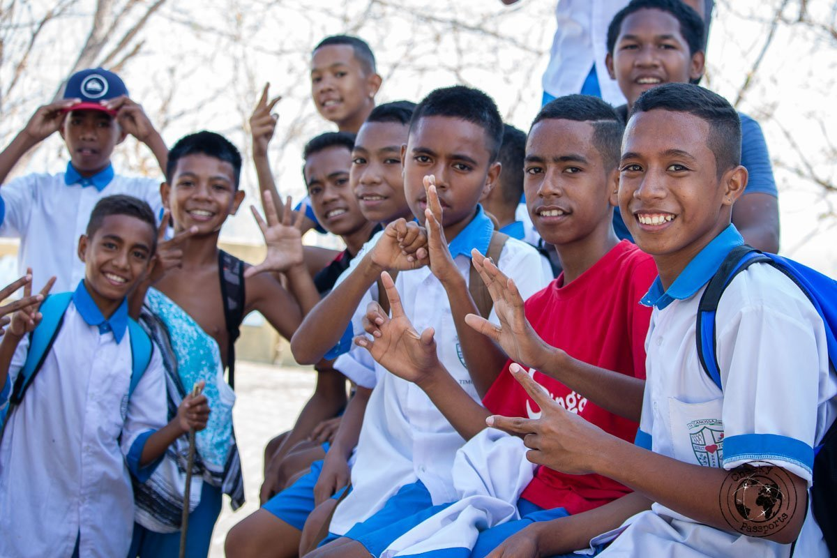 medling with the locals - What to do in Dili Timor leste