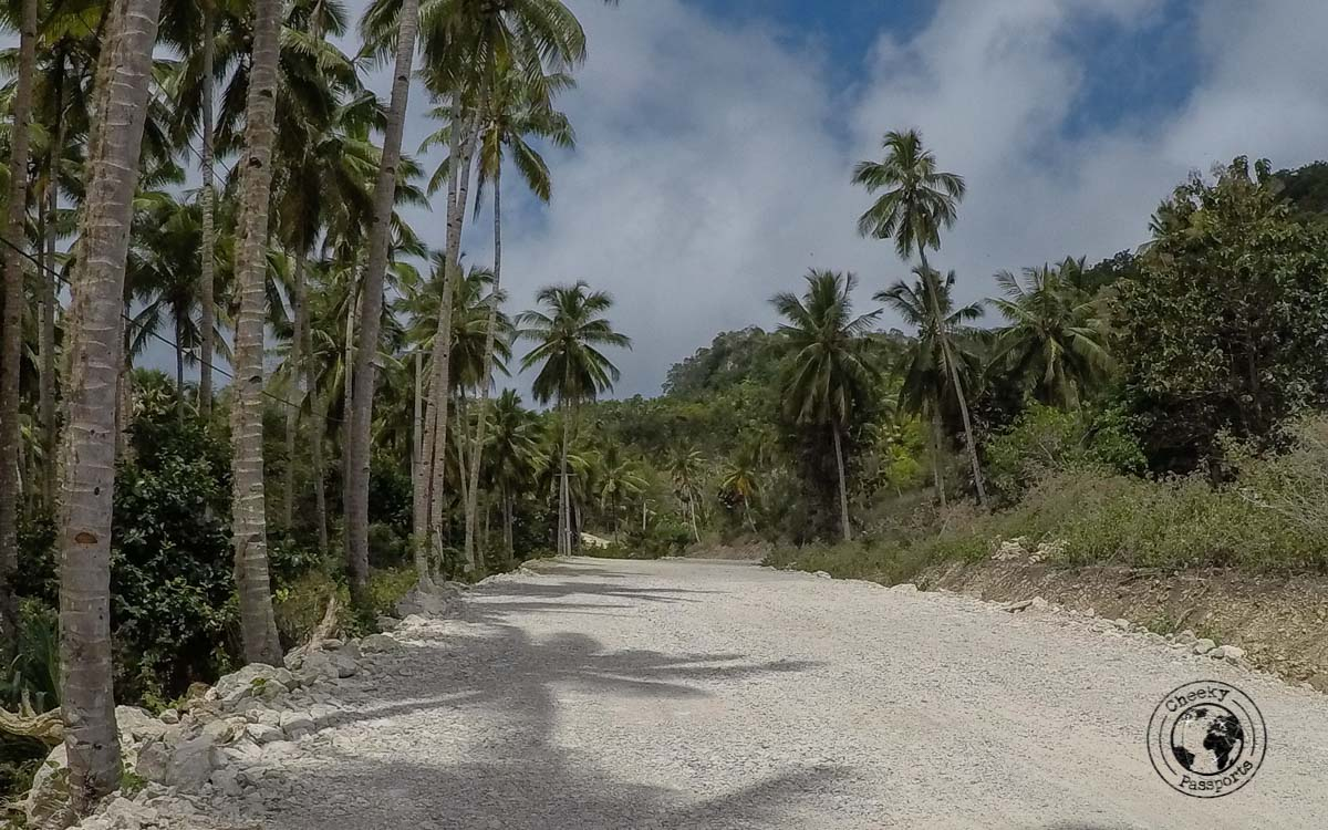 the route to Jaco Island from Tutuala- How to get to Jaco Island in Timor Leste – a guide