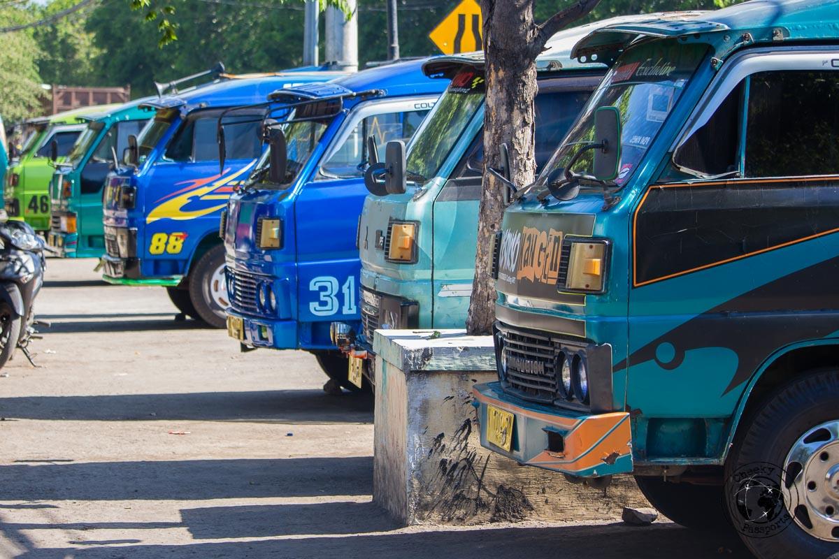Mini van transportation at Probolinggo - Mount Bromo Sunrise and Kawah Ijen Blue Flames in 2 days (without a tour)