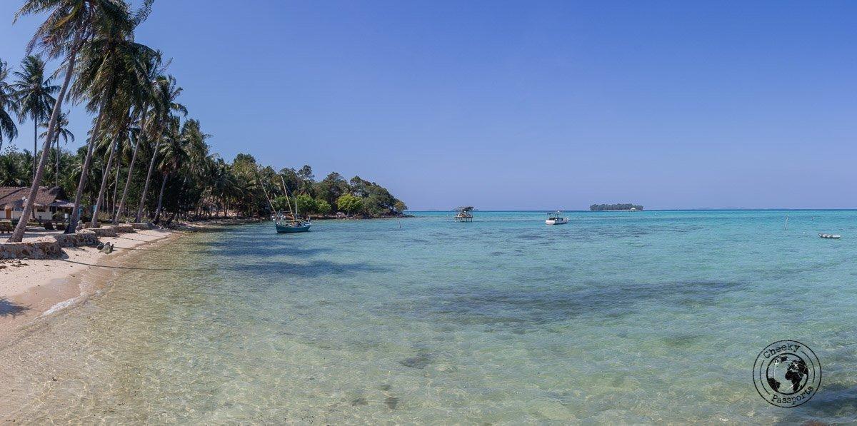 Pokemon beach - Karimunjawa Islands Travel Guide and Information